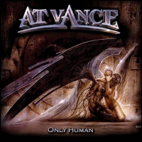 [At Vance Only Human Album Cover]