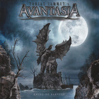 [Avantasia Angel Of Babylon Album Cover]