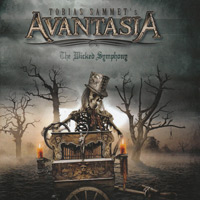 [Avantasia The Wicked Symphony Album Cover]