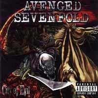 [Avenged Sevenfold City of Evil Album Cover]