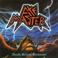 [Axemaster Death Before Dishonor Album Cover]