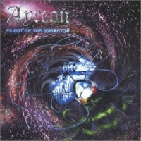 [Ayreon Flight of the Migrator Album Cover]