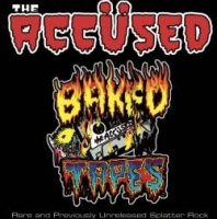 [The Accused Baked Tapes Album Cover]