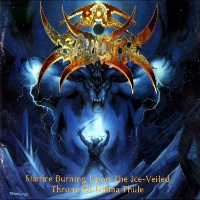 [Bal Sagoth Starfire Burning upon the Ice-veiled Throne of Ultima Thule Album Cover]