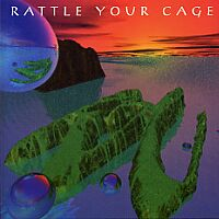 [Barren Cross Rattle Your Cage Album Cover]