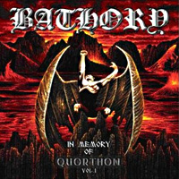 [Bathory In Memory of Quorthon Vol. I Album Cover]