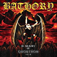 [Bathory In Memory of Quorthon Vol. III Album Cover]