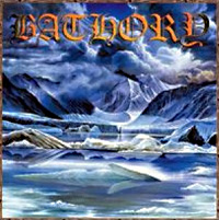 Bathory Nordland I Album Cover