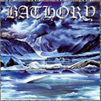 [Bathory Nordland II Album Cover]