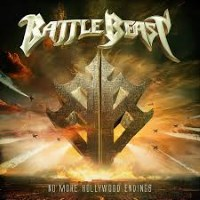 [Battle Beast No More Hollywood Endings Album Cover]