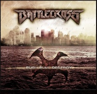 [Battlecross Push Pull Destroy Album Cover]