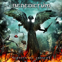 Benedictum Seasons Of Tragedy Album Cover