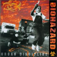 [Biohazard Urban Discipline Album Cover]