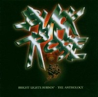 [Black Rose Bright Lights Burnin' - The Anthology Album Cover]