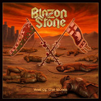 [Blazon Stone War Of The Roses Album Cover]