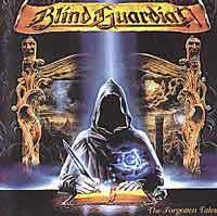 Blind Guardian The Forgotten Tales Album Cover