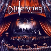 [Blitzkrieg Theatre of the Damned Album Cover]