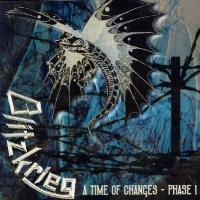 [Blitzkrieg A Time of Changes - Phase 1 Album Cover]