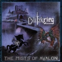 [Blitzkrieg The Mists of Avalon Album Cover]