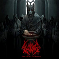 [Bloodbath Unblessing the Purity EP Album Cover]