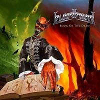 Bloodbound Book of the Dead Album Cover