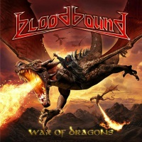 Bloodbound War of Dragons Album Cover