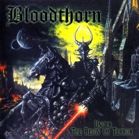 [Bloodthorn Under The Reign of Terror Album Cover]