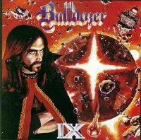 Bulldozer IX Album Cover