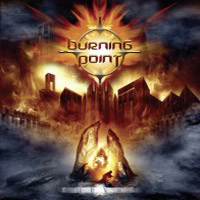 Burning Point Empyre Album Cover