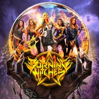 [Burning Witches Burning Witches Album Cover]