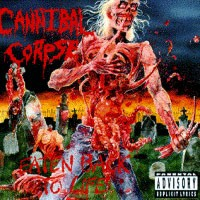 [Cannibal Corpse Eaten Back To Life Album Cover]