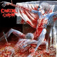[Cannibal Corpse Tomb of the Mutilated Album Cover]
