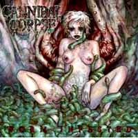 [Cannibal Corpse Worm Infested Album Cover]