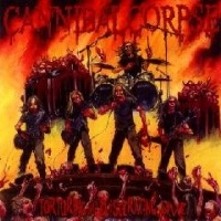 [Cannibal Corpse Torturing And Eviscerating Live Album Cover]