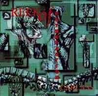 [Carcass Reek of Putrefaction Album Cover]