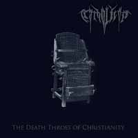 [Catholicon The Death Throes of Christianity Album Cover]