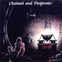 [Chateaux Chained Desperate Album Cover]