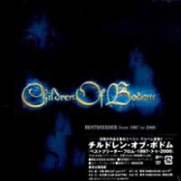 [Children of Bodom Bestbreeder from 1997 to 2000 Album Cover]