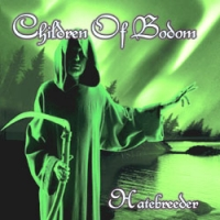[Children of Bodom Hatebreeder Album Cover]