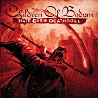 [Children of Bodom Hate Crew Deathroll Album Cover]