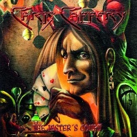 [Chris Caffery The Jester's Court Album Cover]