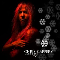 [Chris Caffery Music Man Album Cover]