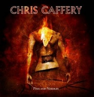 [Chris Caffery Pins and Needles Album Cover]