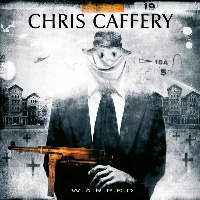 [Chris Caffery W.A.R.P.E.D. Album Cover]