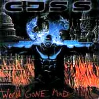 [CJSS World Gone Mad Album Cover]