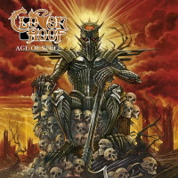 Cloven Hoof Age of Steel Album Cover