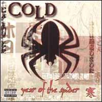 [Cold Year of the Spider Album Cover]
