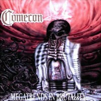 [Comecon Megatrends in Brutality Album Cover]