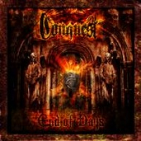 Conquest End of Days (Second Version) Album Cover