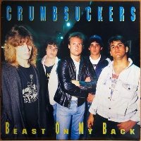 [Crumbsuckers Beast on My Back Album Cover]